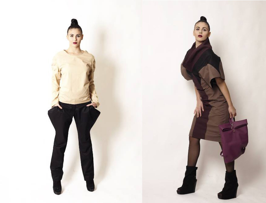 Stasa Design - Triangle Collection Look Book