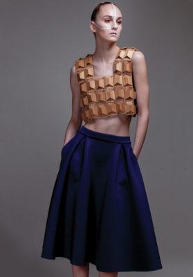 Stasa Design Mid Skirt No.8